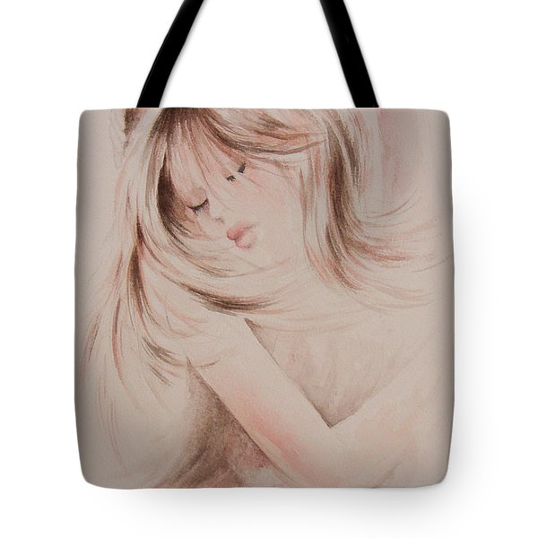 Sweet Dreams Tote Bag by Rachel Christine Nowicki