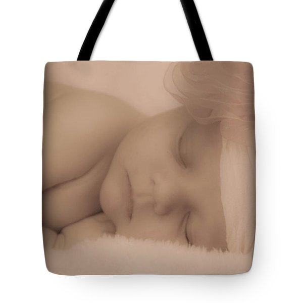Sweet Dreams Tote Bag by Trish Tritz