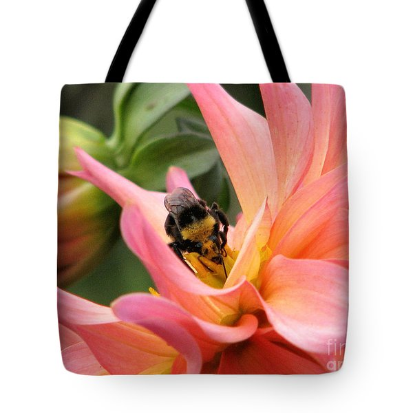 Sweet Nectar Tote Bag by Rory Sagner