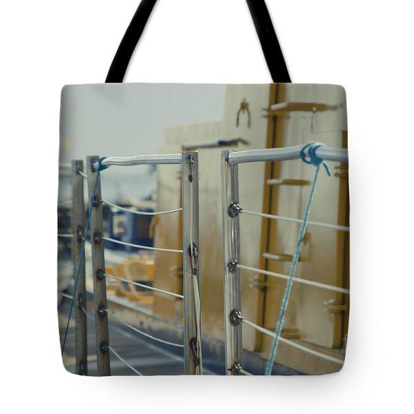 Sweet Sub Tote Bag by Sharon Mau