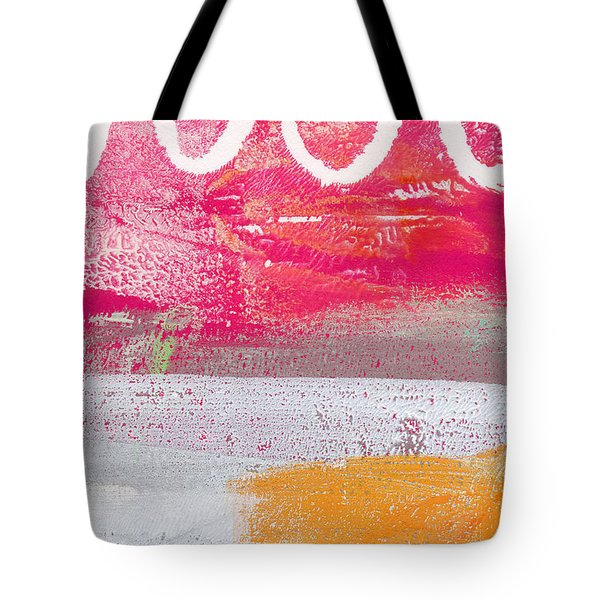 Sweet Summer Day Tote Bag by Linda Woods