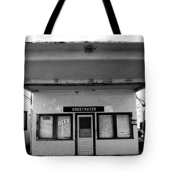 Sweetwater Tote Bag by Jeff Lowe