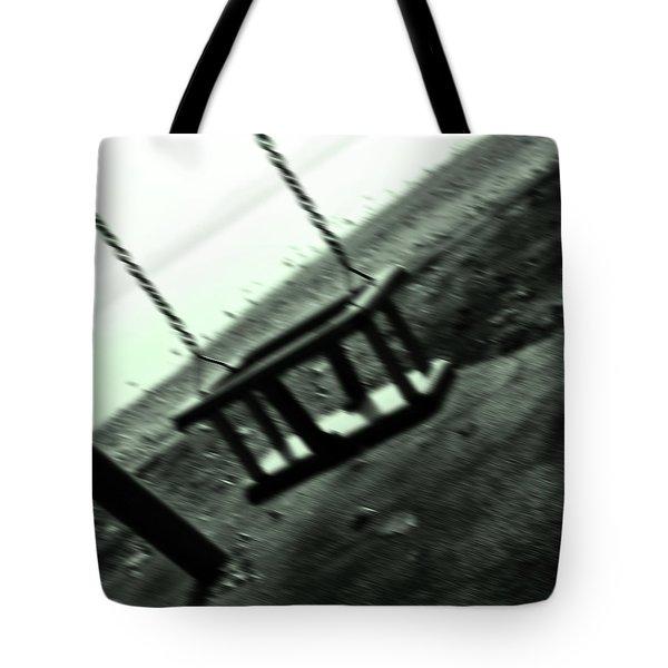 swing Tote Bag by Joana Kruse