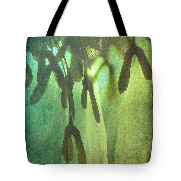 Symphony Tote Bag by Amy Tyler