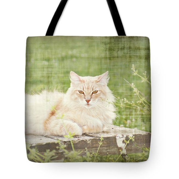 Tabitha  Tote Bag by Susan Bordelon
