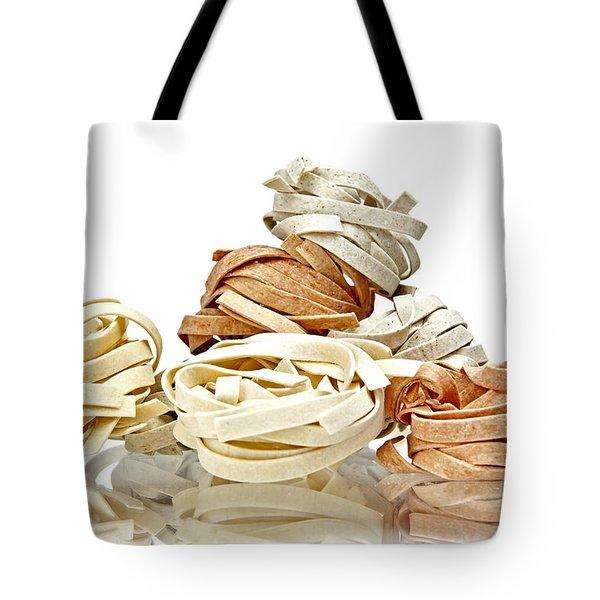 Tagliatelle Tote Bag by Joana Kruse