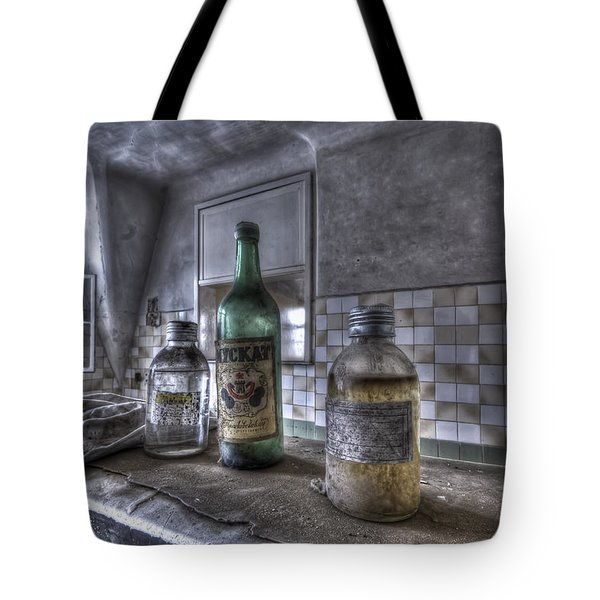 Take Your Soviet Medicine Tote Bag by Nathan Wright