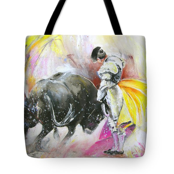 Taurean Power Tote Bag by Miki De Goodaboom