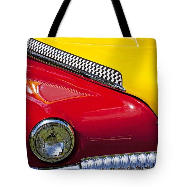Taxi De Soto Tote Bag by Garry Gay