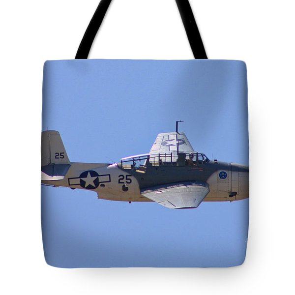 TBD Avenger Tote Bag by Tommy Anderson