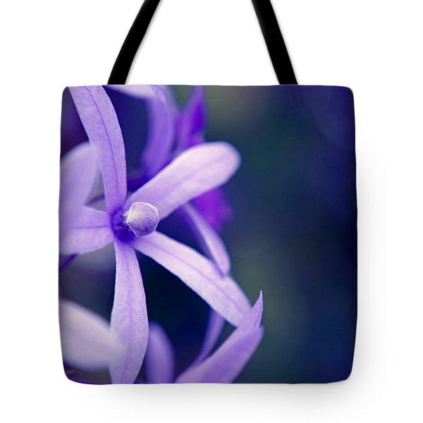 Tender Petals Tote Bag by Melanie Moraga