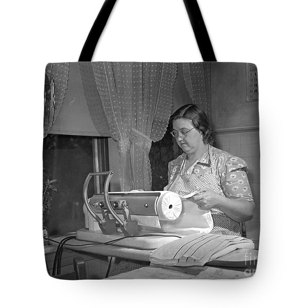 Tennessee: Farm Wife, 1942 Tote Bag by Granger