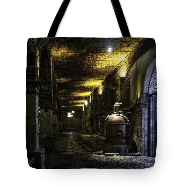 Tequilera No. 2 Tote Bag by Lynn Palmer