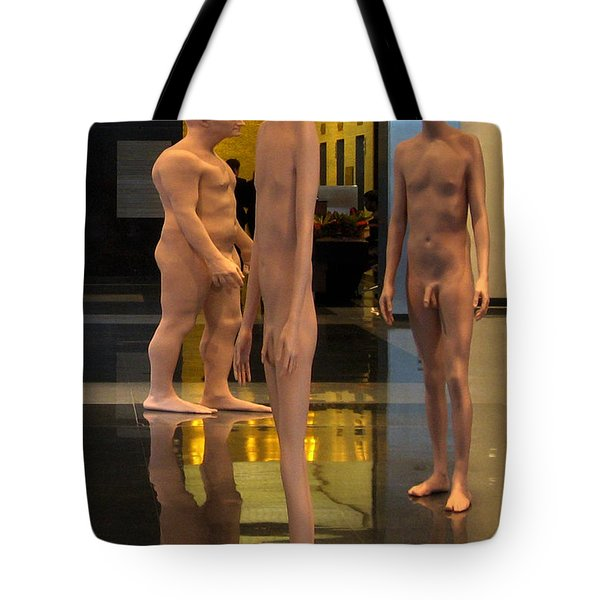 Terminal Stage. Richard Dupont Tote Bag by RicardMN Photography