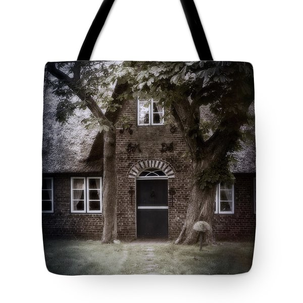 thatch Tote Bag by Joana Kruse