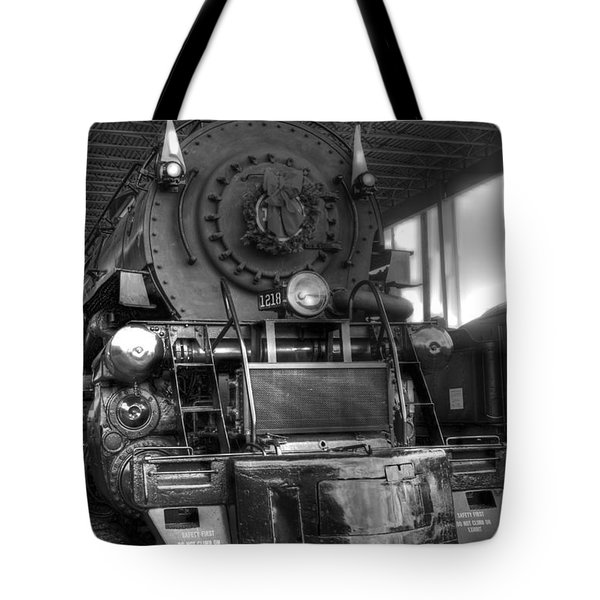 The 1218 Tote Bag by Dan Stone