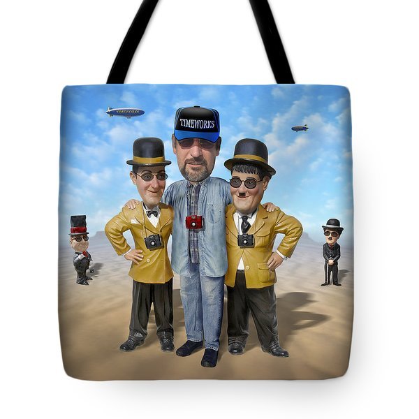 The Apprentice  Tote Bag by Mike McGlothlen