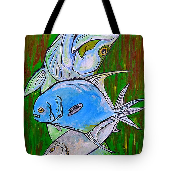 The Backcountry Slam Tote Bag by William Depaula
