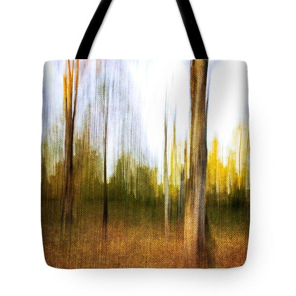 The Backyard Tote Bag by Scott Pellegrin