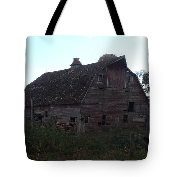 The Barn IIi Tote Bag by Bonfire Photography