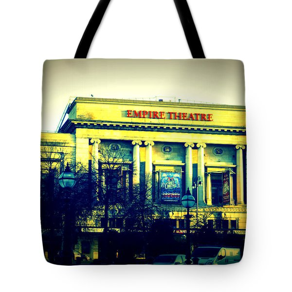 The Beatles Last Play Tote Bag by Nomad Art And  Design