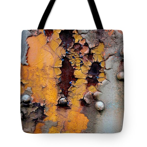 The Beauty Of Aging Tote Bag by The Art With A Heart By Charlotte Phillips