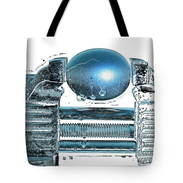 The Big Squeeze  Tote Bag by Mauro Celotti