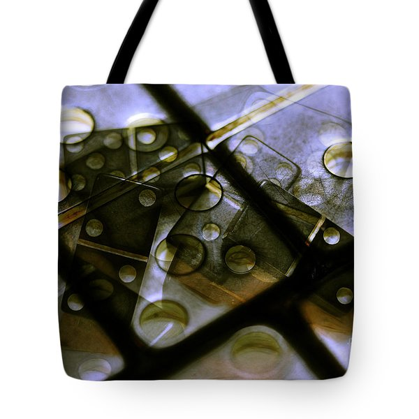 The Bone Pile Tote Bag by Judi Bagwell