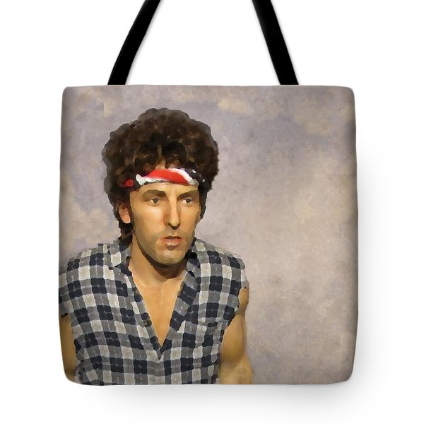 The Boss Tote Bag by David Dehner