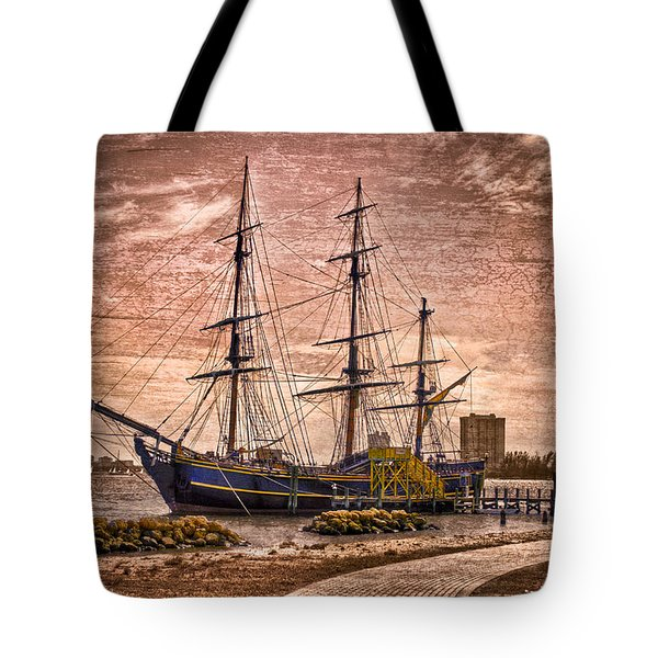 The Bounty Tote Bag by Debra and Dave Vanderlaan
