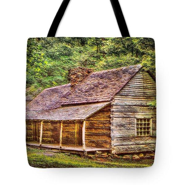 The Bud Ogle Homestead Tote Bag by Barry Jones