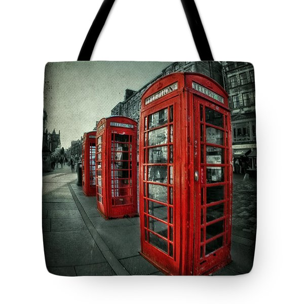 The Call Of Yesteryear Tote Bag by Evelina Kremsdorf
