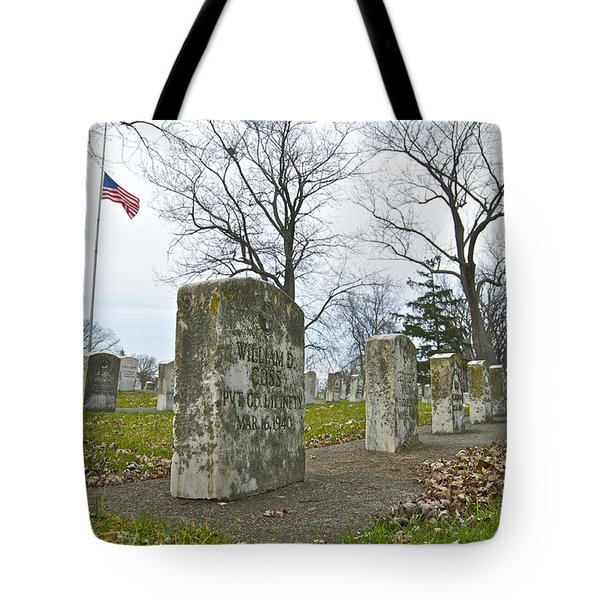 The Cost of War 0063 Tote Bag by Michael Peychich