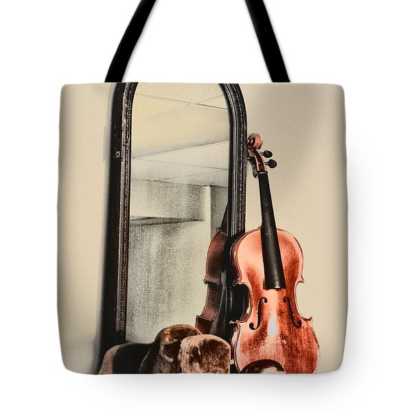 The Cowboys Dresser Tote Bag by Bill Cannon