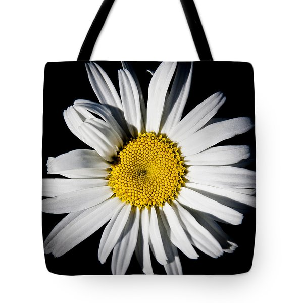 The Daisy Tote Bag by David Patterson