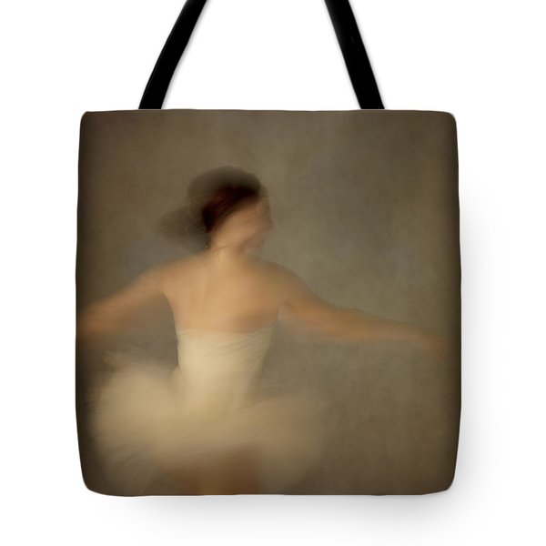 The Dance Tote Bag by Margie Hurwich