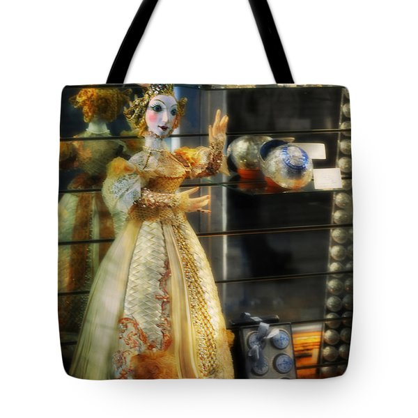 The Doll Salzburg Tote Bag by Mary Machare
