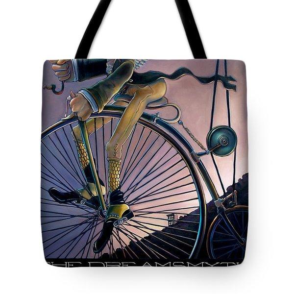 THE DREAMSMYTH Tote Bag by Patrick Anthony Pierson