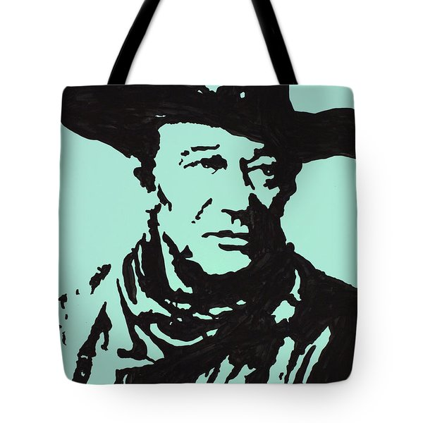 The Duke In Color Tote Bag by Robert Margetts