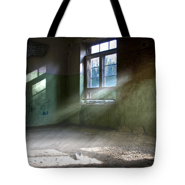 The Eagle Room. Tote Bag by Nathan Wright