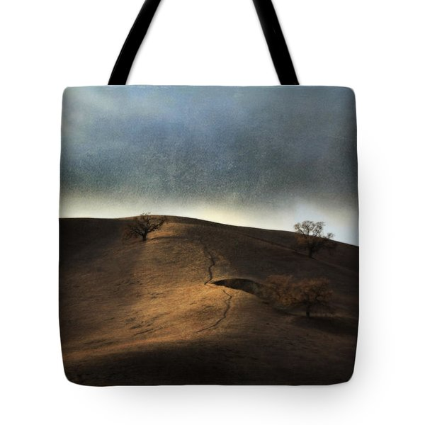 The Earth Moved When You Loved Me Tote Bag by Laurie Search