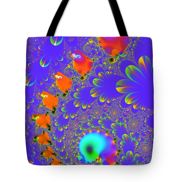 The Enchanted Forest . S8 Tote Bag by Wingsdomain Art and Photography