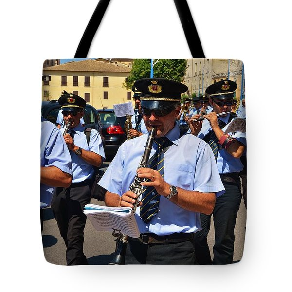 The fanfare Tote Bag by Dany  Lison