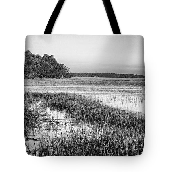 The Flats Tote Bag by Phill Doherty