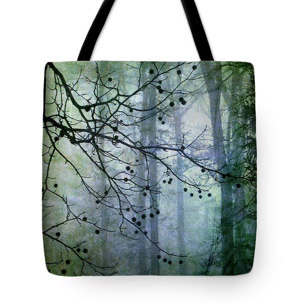 The Forest Cathedral Tote Bag by Judi Bagwell