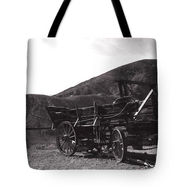 The Good Old Days Tote Bag by Susanne Van Hulst