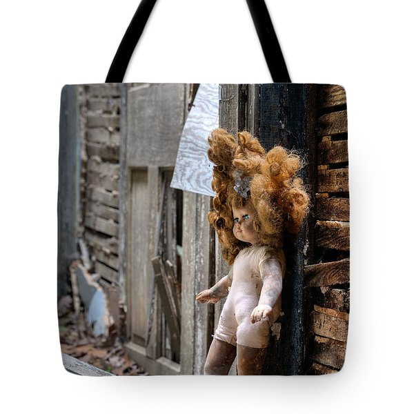 The Grand Tour Tote Bag by JC Findley