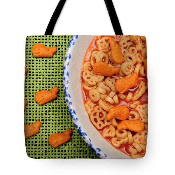 The Great Escape Tote Bag by Andee Design