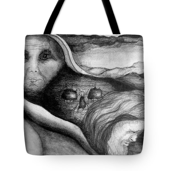 The Great Lie Tote Bag by Rory Sagner