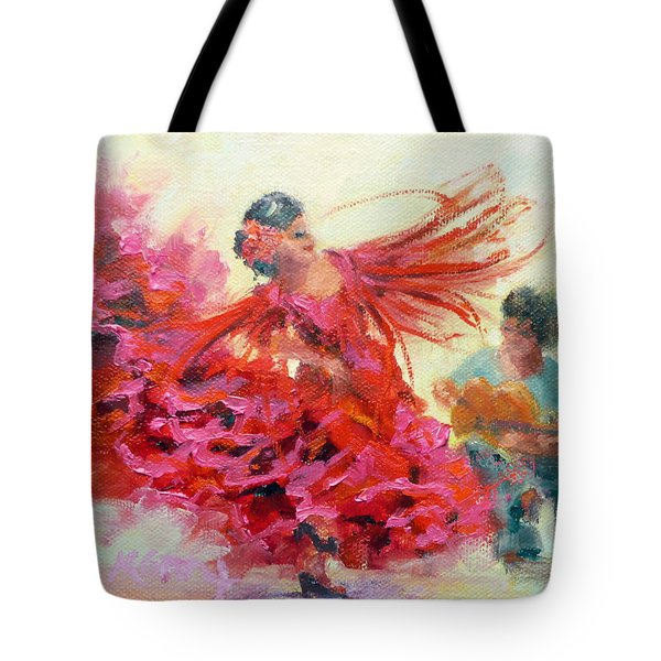 The Gypsy Tote Bag by Marie Green